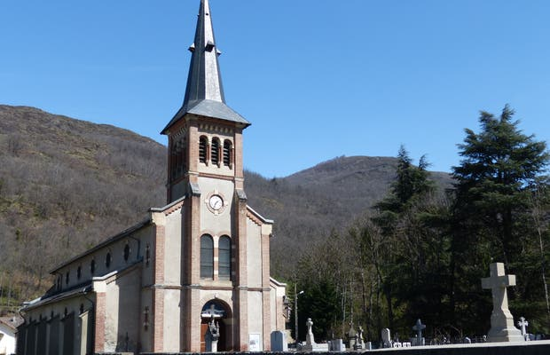 Iglesia Savignac les Ormeaux