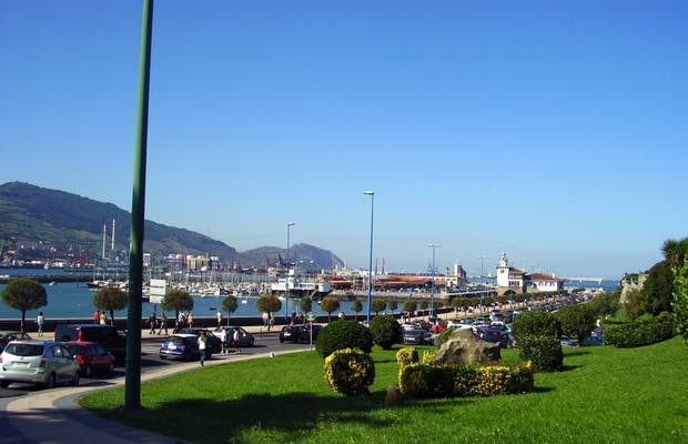 Porto sportivo El Abra-Getxo