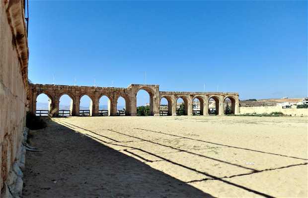 Hipódromo de Jerash