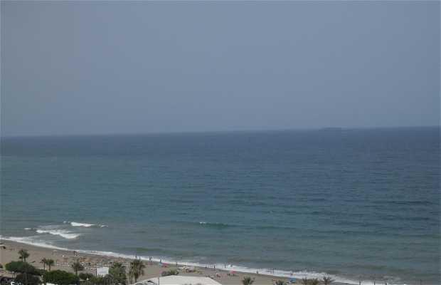 Playa de las Ventanicas