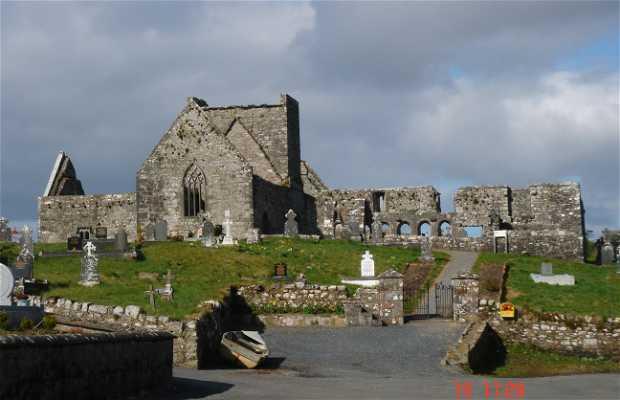 Burrishole Abbey