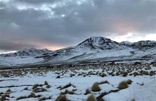 Le Ande Cilene
