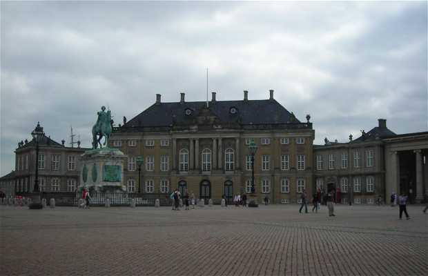 Palácio Amalienborg