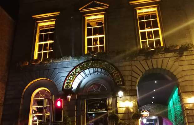 The Merchant's Arch Bar & Restaurant