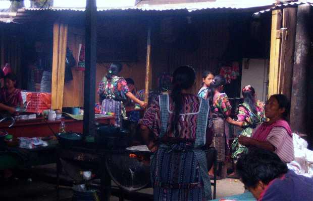 Mercato di Chichicastengo
