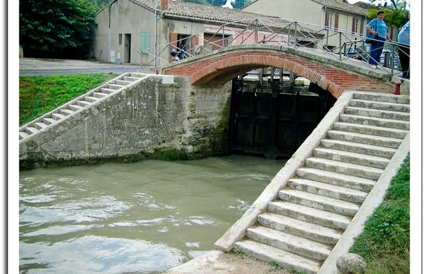 Las Esclusas de Fontserannes