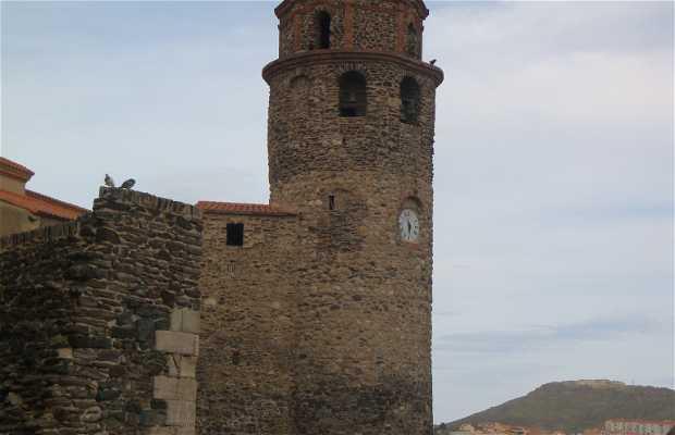 Reloj en Collioure