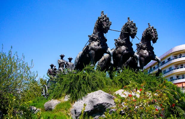 Monument to the Andalusian Horse