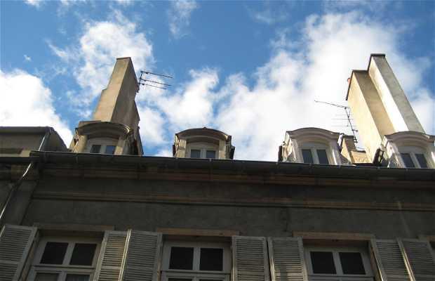 La maison d'Henri Lacordaire