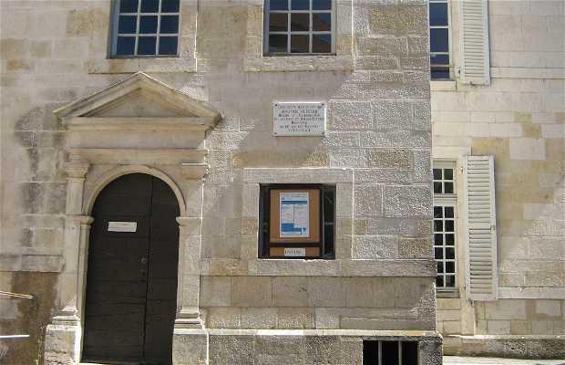 Maison natale de Benjamin Guérard