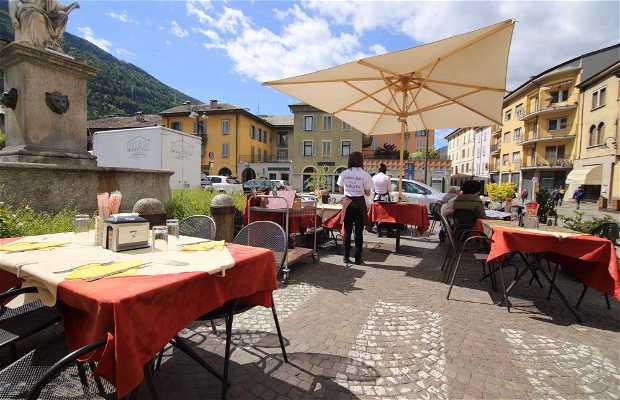 Ristorante Pizzeria Foglia d'Oro Tirano