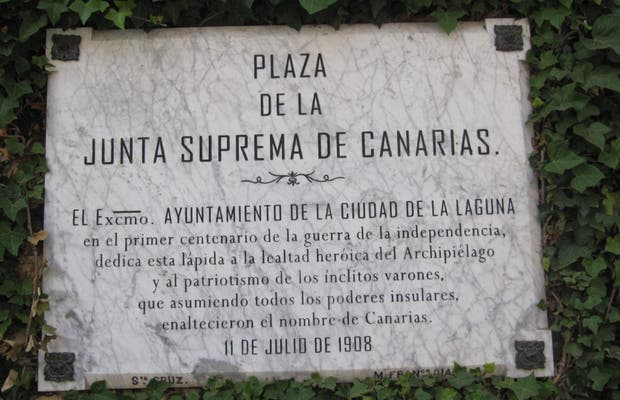 The Supreme Board Square of the Canary Islands