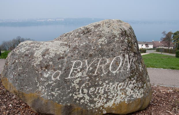 Mirador de Lord Byron