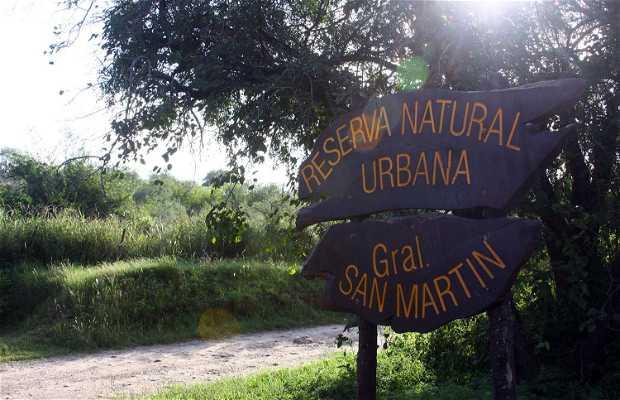 Reserva Urbana San Martín