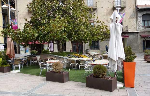 Plaza Príncipe Benlloch