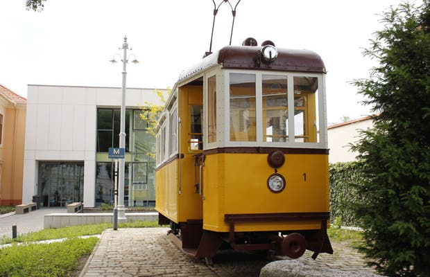 Antiguo Tranvía de Szombathely