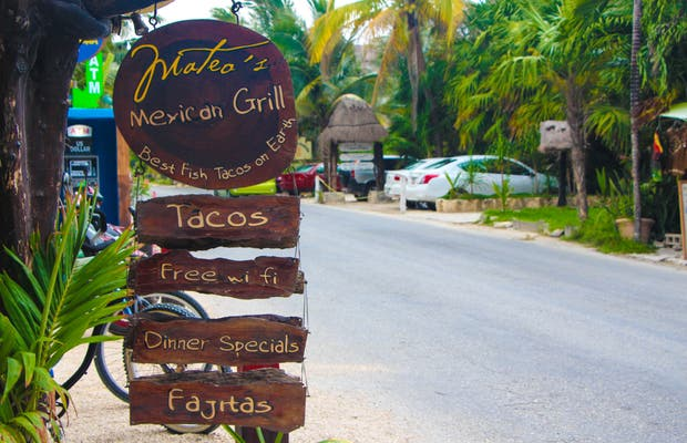 Mateo`s Mexican Grill