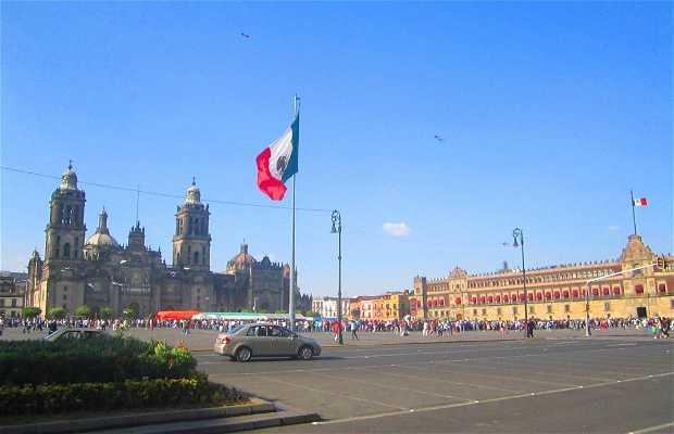 Piazza dello Zocalo