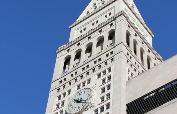 Met Life Insurance >> Metropolitan Life Insurance Company Tower In New York 2 Reviews And