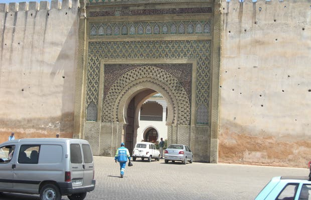 Bab Al Mansour
