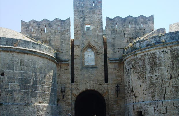 Ville médiévale de Rodas