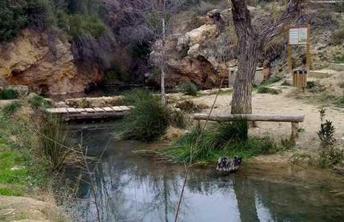 Buñol River