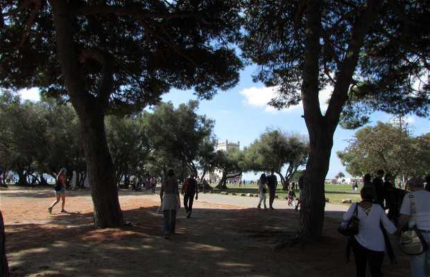 Jardim da Torre de Belém