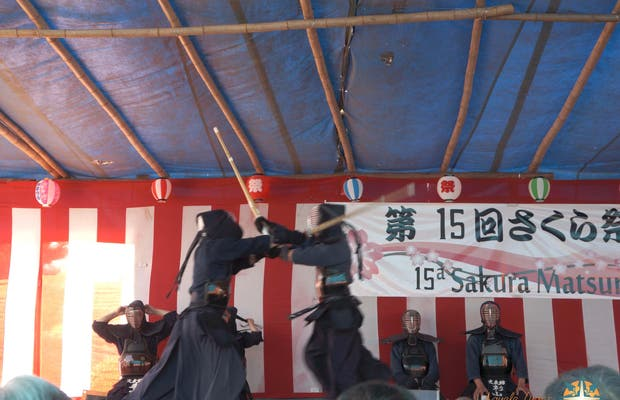 Festa Sakuta Matsuri