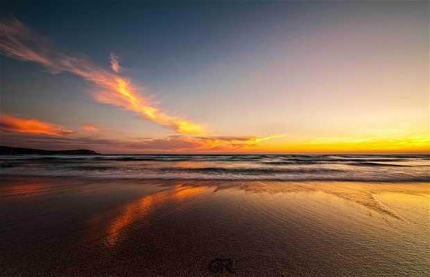 Playa Frouxeira