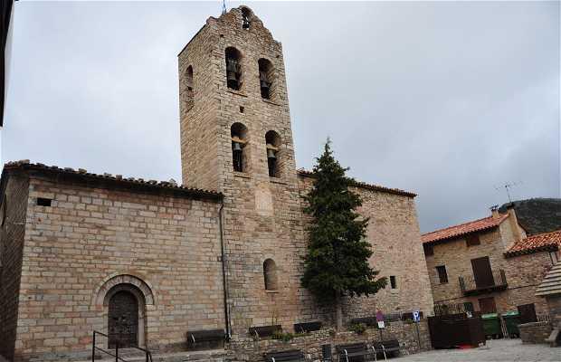 Iglesia de Santa Maria de Castellar de n'Hug