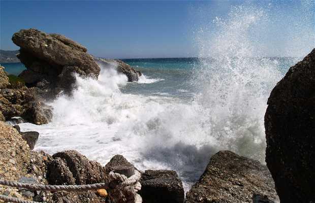 Praia de Nerja