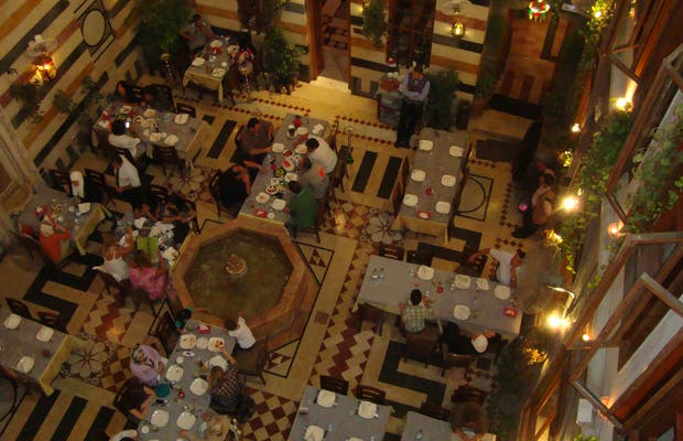 Restaurante Al-Khawali