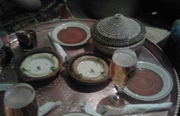 Restaurante la cocina del desierto en madrid 5 opiniones for Cocina del desierto madrid