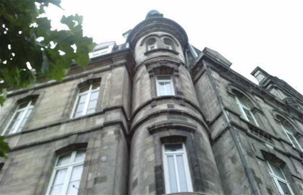 bonito edificio