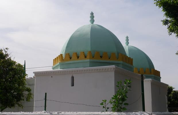 Mausoleos de Salé