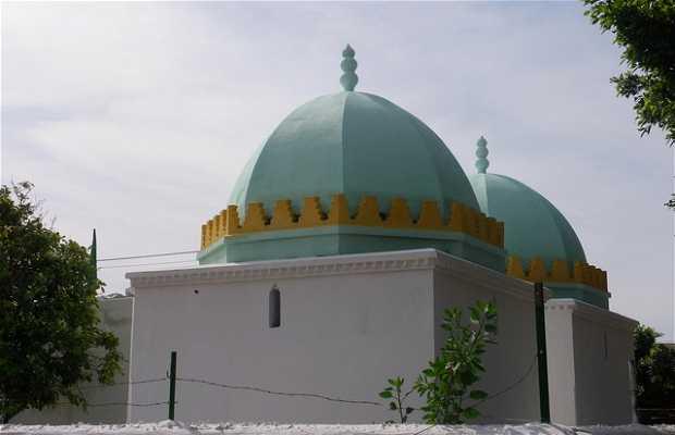 Mausoleums of Salé