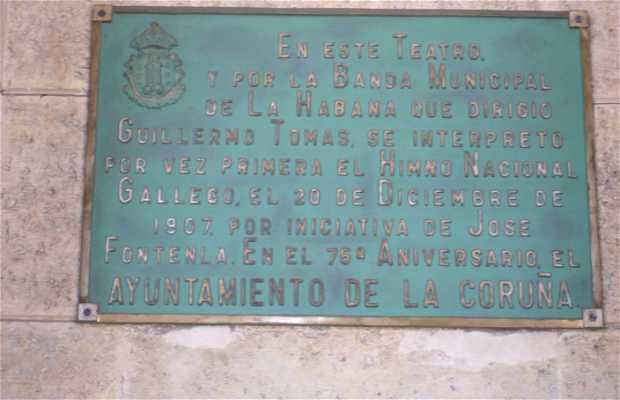 Centro Gallego di La Habana