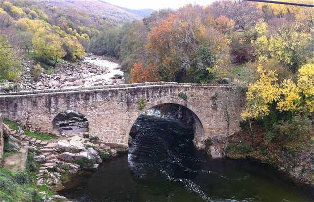 Puente romano de Cuartos
