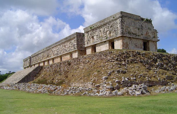 Archaeological site of Uxmal
