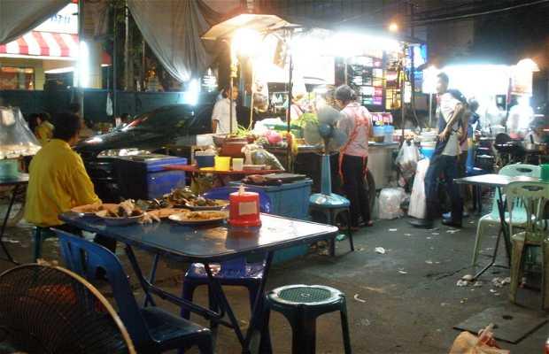 Street Sukhumvit Road