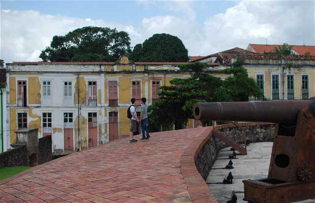 Forte do Castelo - Forte do Presépio