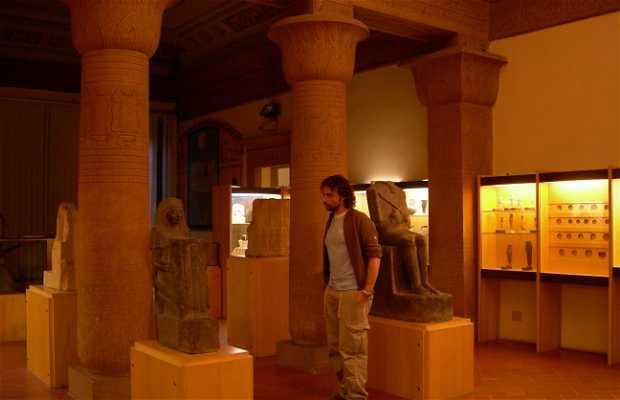 Museo arquelológico de Florencia
