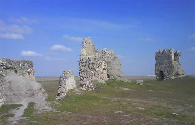 Camps fortifié Préromain