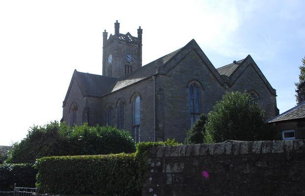 Iglesia parroquial de Kettle