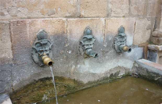 Fuente de la Catedral