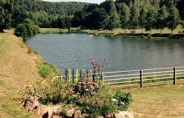 Les étangs de Saint Quirin