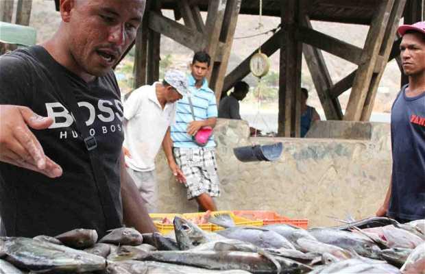 Mercado de Pescado de Río Caribe