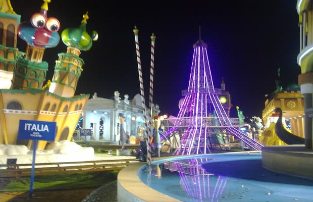 Cortylandia Sanchinarro