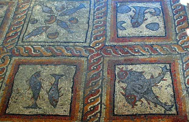 Villa romana de Montcarret