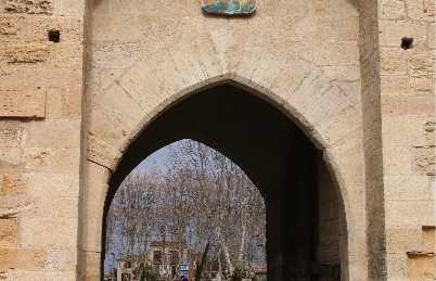 Door of the Gardette